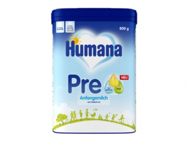 Humana Pre babymilk 800g