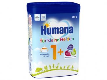 Humana Growing-up Milk 1+  650g