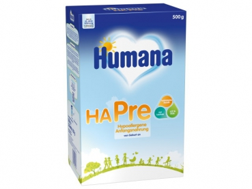 Humana HA Pre Anfangsmilch 500g