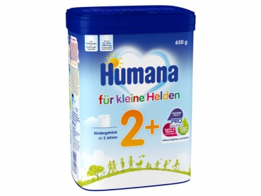 Humana Growing-up Milk 2+  650g