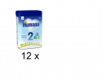 Humana Folgemilch 2 700g  (12 Packungen)