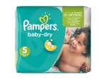 Pampers Baby Dry Junior 36 Stück 11-25kg Gr 5