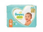 Pampers premium protection No.3 (6-10kg) 35 Windeln